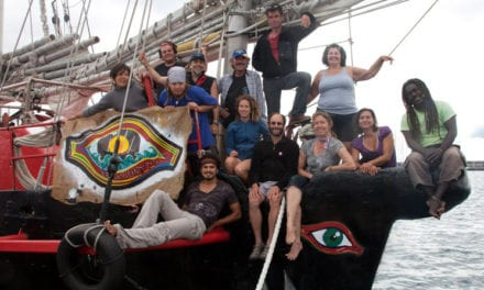 Expedition Vessel Heraclitus returns to Puerto Rico after 17 years