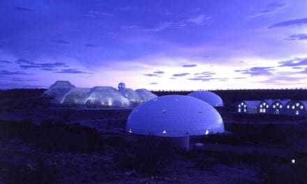 NOW ON YOUTUBE: Biosphere 2 -Story of the Original Design and Building